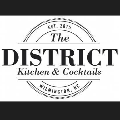 The District Kitchen Cocktails